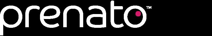 logo Prenato blanc
